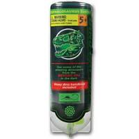 GLOWY DINO CAPSULE - (GREEN TUBE)  (Светящиеся капсулы ДИНО - зеленая)