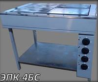 Плита электрическая 4-х конфорочная ЭПК-4Б(Украина)
