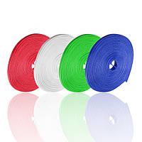 10м 8мм плетеный расширяемая кабельный ввод муфты высокая плотность обшивки