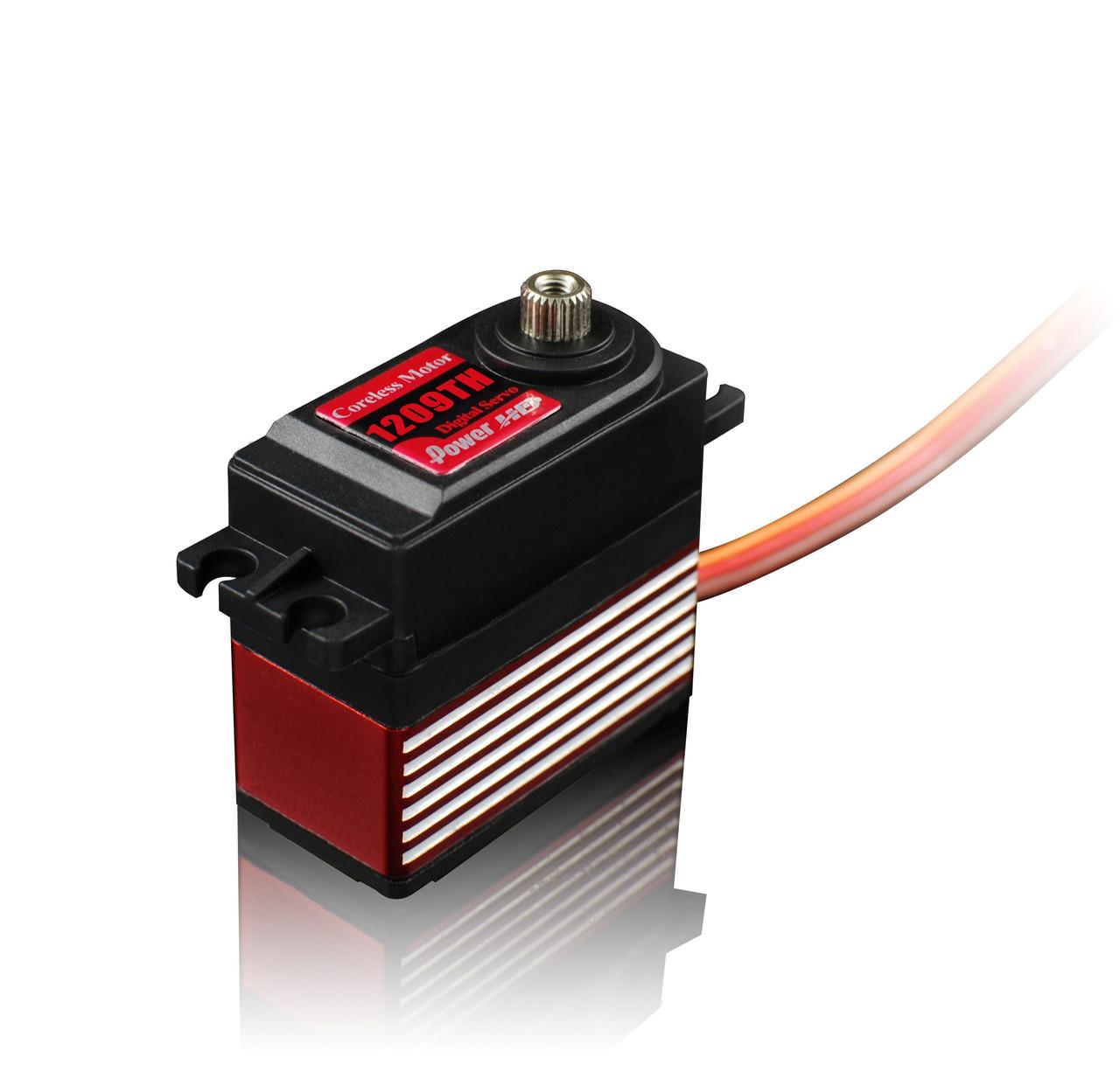 Сервопривод HV стандарт 57г Power HD 1209TH 9кг/0.1сек цифровий