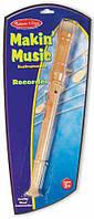 MD1301 Recorder (Деревянная дудочка)