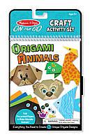 "MD9442 On-the-Go Crafts - Origami Activity Set - Animals (Набор оригами ""Животные"")"