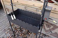 Вертел с электроприводом до 10 кг для мангала - Электропривод для вертела - Вертіл