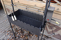 Вертел с электроприводом до 10 кг для мангала - Электропривод для вертела - Электровертел - Вертел