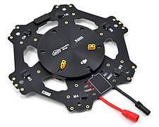 Нижняя центральная пластина рамы DJI S900 (S900 Part 14)