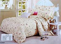 Полуторное постельное белье c 2 наволочками East New Casual E-A 01