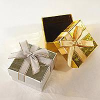 Подарочная коробочка для украшений маленькая 24 шт. Ассорти цветов. Змея [5/5/4 см]