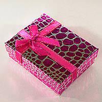 Подарочная коробочка для украшений маленькая 12 шт.[9/7/3 см]