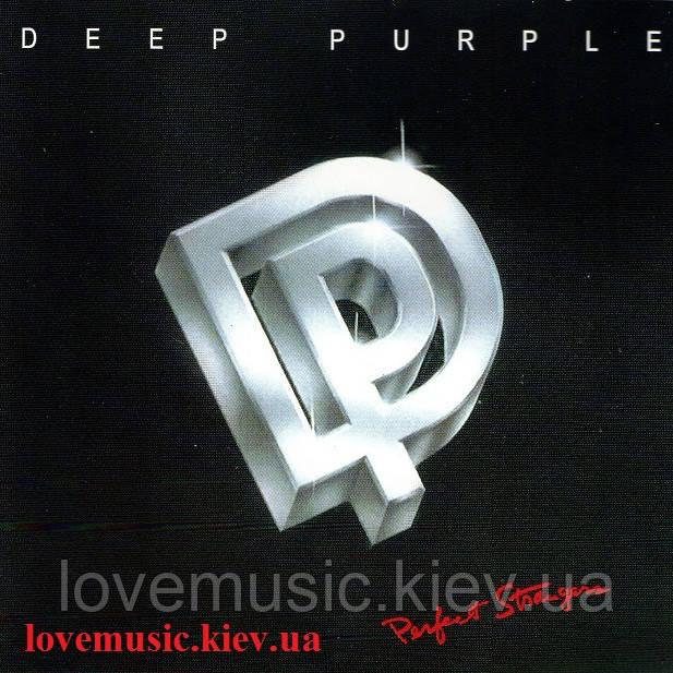 Музичний сд диск DEEP PURPLE Perfect stranger (1984) (audio cd)