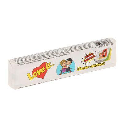 Love Is - жевательные конфеты дыня-ананас (1 шт.)