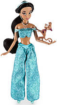 Кукла Принцесса Жасмин (Princess Jasmine) с питомцем, Disney Store(USA)
