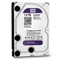 """Жесткий диск 3.5"""" 1Tb Western Digital Purple, SATA3, 64Mb, 5400 rpm (WD10PURZ)"""