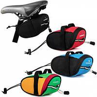 Велоспорт велосипед седло сиденья хвост сумка мешок стойки обновления кадров паньер