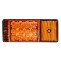 12 В постоянного тока транспортного средства LED боковые габаритные огни поверните индикатор