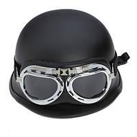 Мотоциклетный шлем (матовый)