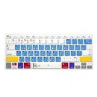 Пыле-водонепроницаемый кремния нас клавиатуры кожи для MacBook Pro 17 дюймов