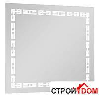 Зеркало с LED-подсветкой Аква Родос Сигма 100