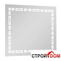 Зеркало с LED-подсветкой Аква Родос Сигма 80