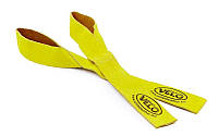 Лямки (ремешки) для становой тяги (2шт) Кожа  (длина-41см, ширина-4см)