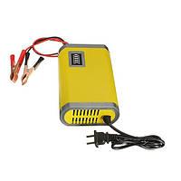 12В 6а автомобиля мотоцикла заряжателя батареи интеллектуальная зарядка автомат