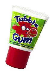 Жидкая жвачка Tubble Gum Cherry Lutti со вкусом вишни в тюбике