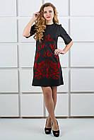 Платье Ариэль (черный)
