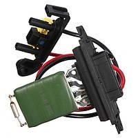 Подогреватель двигателя воздуходувки резистор реостат вентилятора для Рено Меган