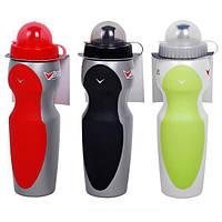 Горный велосипед спортивный двойной слой пластика с термальной водой бутылки