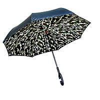 Зонт обратного сложения Vip-brella military