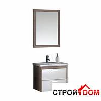 Комплект мебели для ванной комнаты Kolpa-San Sara 62 Tex Dark