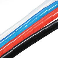 2м спиральный провод завернуть пробку управления шнур для ПК домашний компьютер кабель 6-60мм