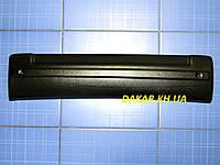 Зимняя заглушка решётки радиатора Citroen Berlingo низ 2002-2007 матовая Fly  Утеплитель Ситроен Берлинго
