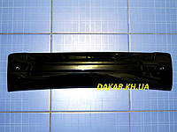 Зимняя заглушка решётки радиатора Citroen Berlingo низ 2002-2007 глянец Fly Утеплитель Ситроен Берлинго