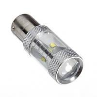 1156 30W Сид 650lm СМД 6LED свет авто лампы накаливания белый