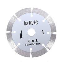 Алмаз увидел лезвия алмазного режущего диска резки 114x1.8x20mm