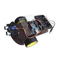 Режимы 2WD ультразвуковой умный автомобильными комплектами смарт-робот автомобильные комплекты для Arduino