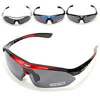 RockBros поляризованный Близорукость Велоспорт Солнцезащитные очки