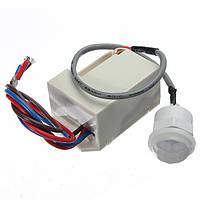 220V Mini PIR Motion Датчик Детектор для релейного реле таймера 12 В постоянного тока Автомобильная сигнализация каравана