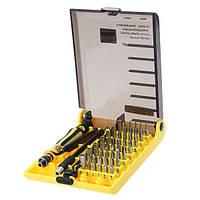 JK 6089-B 45 в 1 Отвертка Набор RepairTools для мобильного телефона