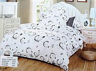 Полуторное постельное белье c 2 наволочками East New Casual E-A 06