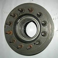 Шкив двигателя СМД-31 (в сборе) 8-ми ручейный