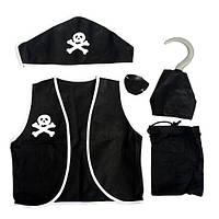 Хэллоуин пиратские 5 В 1 костюм костюмы для детей и взрослых