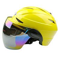 Половина лица шлем шлем мотоцикла самокат лето от ультрафиолетовых лучей для КСГ