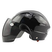Пол-лица шлем мотоциклетный шлем электрический лето УФ для gsb8