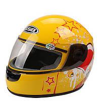 Верхняя детская мотоциклетный шлем малый полный шлем для гсб