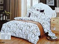 Полуторное постельное белье c 2 наволочками East New Casual E-A 08