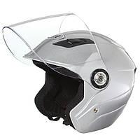 Мотоцикл гоночный шлем противоударный ветрозащитный пол-лица для таэквон-до