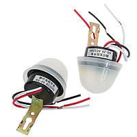 Как 2шт-20 уличный фонарь переключателя управления освещением 220В 50-60Гц