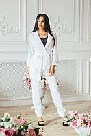 Пижама велюр Amella Novak ПБ с кантом