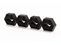Хексы 12мм LC Racing 4шт для моделей 1/14, 1/10 (LC-6016)